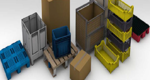 Фото - Грузовые контейнеры — Комплектующие Rollex