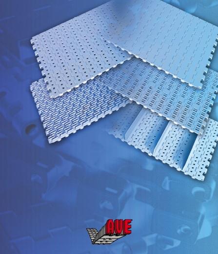 Фото - Модульные ленты конвейерные AVE S.A. Испания