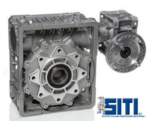 Червячный двухступенчатый мотор-редуктор серий CMU_U