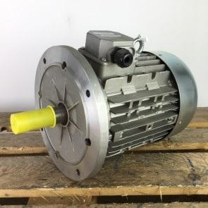 Фото - Электродвигатели асинхронные, трехфазные, 6, 8 полюсные — Serie M — 230/460 V — 60 Hz